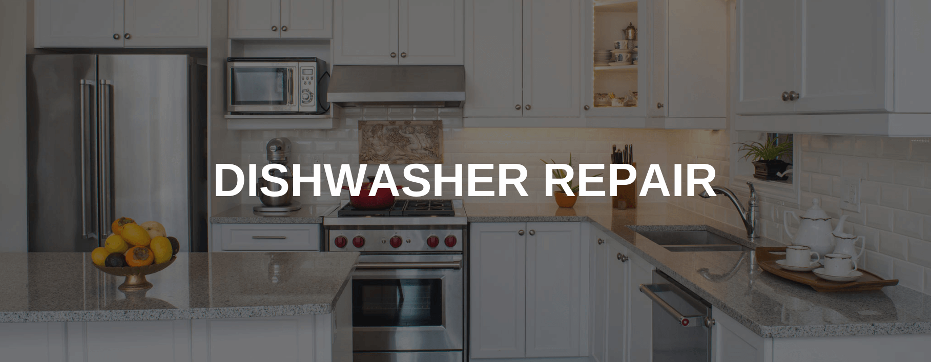 dishwasher repair pride