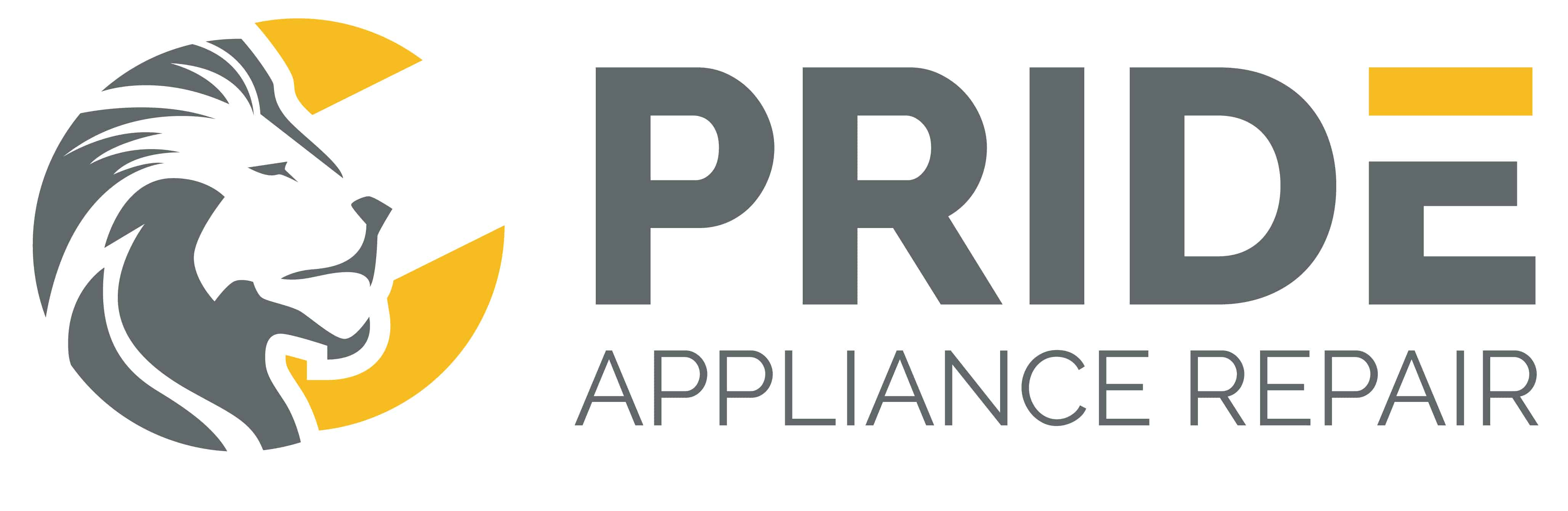 pride appliance repair logo
